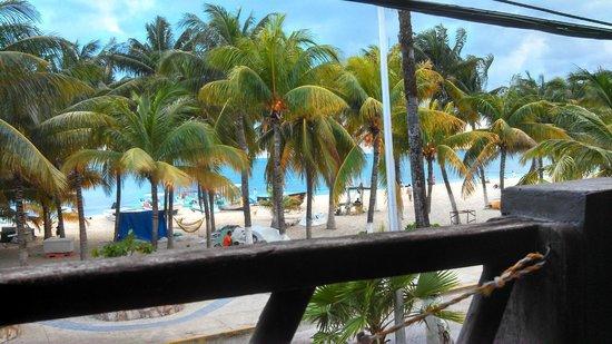 Cielito Lindo Apts: Balcony view