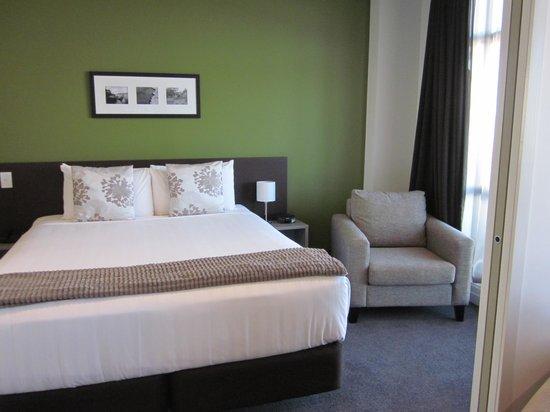 Quest Rotorua Central : Bedroom in 1-br apt
