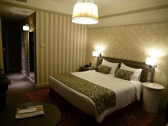 Mercure Arbat Moscow: Room 220