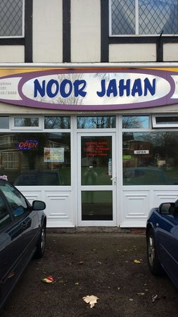 Noor Jahan Exquisite Indian Takeaway