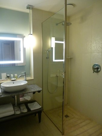 Mercure Arbat Moscow: Shower
