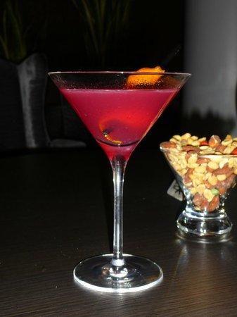 Mercure Arbat Moscow : Cosmopolitan in the bar