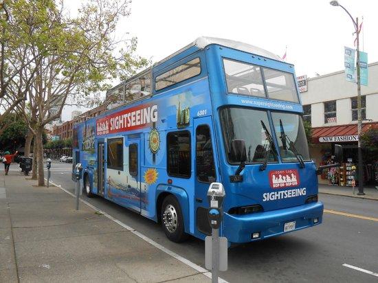 Grey Line Tours Of San Francisco