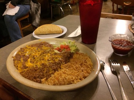 Kent's Tex Mex : Mexican Dinner
