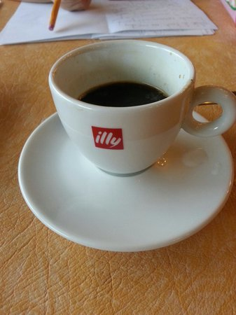 Little Italy: They serve illy coffee