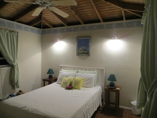 Seascape Inn, Andros : Our room