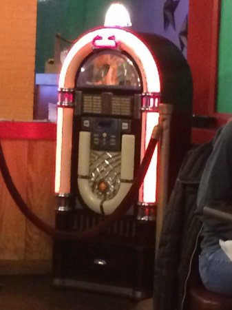 Kent's Tex Mex: Jukebox