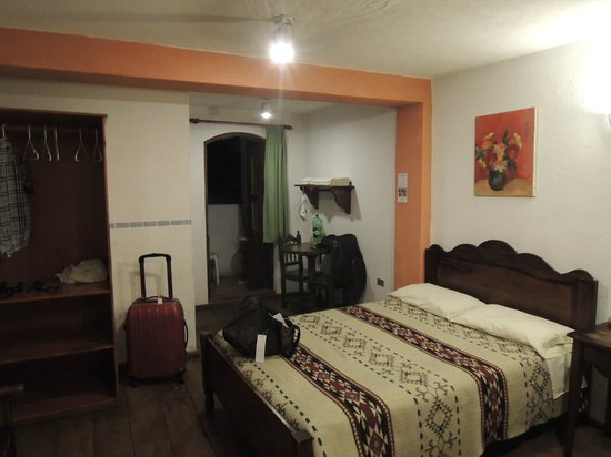 Hostal Dona Esther: Une chambre