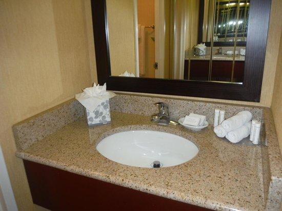 Courtyard Ottawa Downtown: Handy sink in room