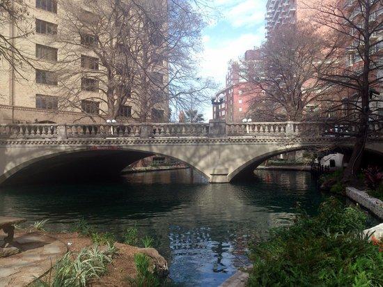 The Westin Riverwalk, San Antonio: View from Room