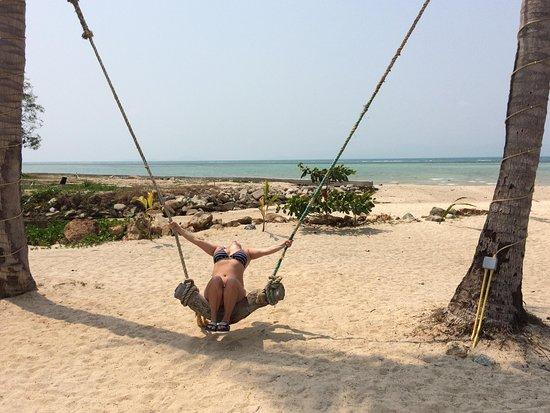 Sabaii Bay Resort: Swing