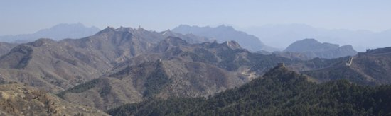 Jinshanling Great Wall: Great Wall