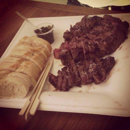 Bayres beef Argentina en tapas: ��