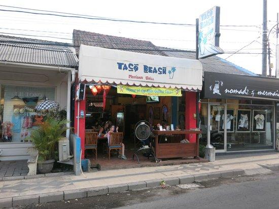 Taco Beach Grill: Taco Beach