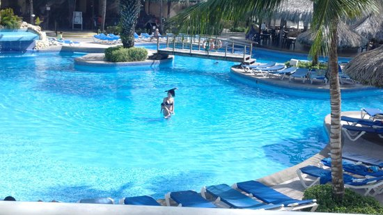 SUNSOL Isla Caribe : piscina