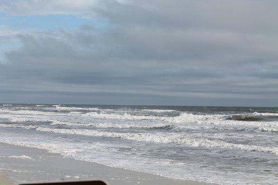 Best Western St. Augustine Beach Inn : beach