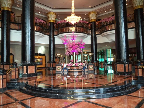 Sunway Resort Hotel & Spa: The lobby