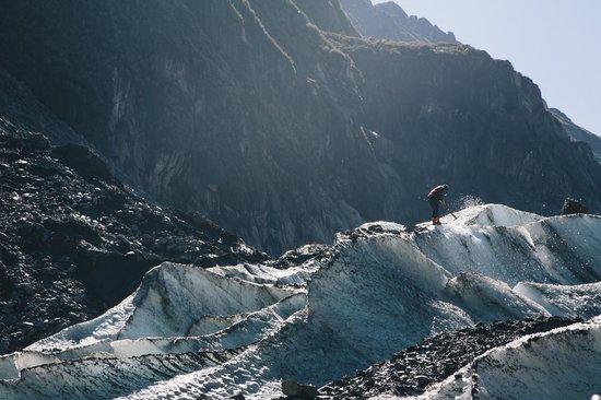 Fox Glacier Guiding: Fox Glacier