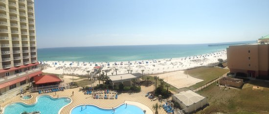 Hilton Pensacola Beach: Ottima location