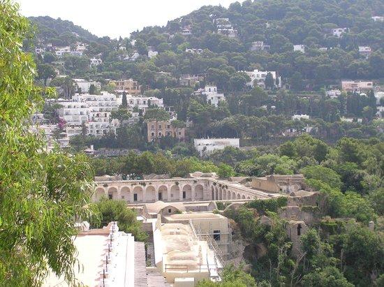 Hotel Regina Cristina : Capri