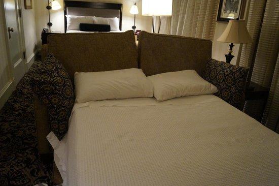Gaslamp Plaza Suites: Mini Suite
