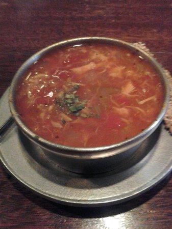 Jessop's Tavern: Maryland crab chowder