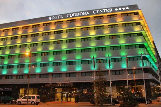 Hotel Cordoba Center : decoração de revellion