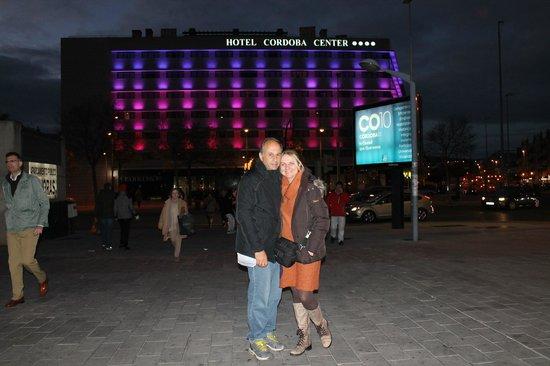 Hotel Cordoba Center : saindo para passeio