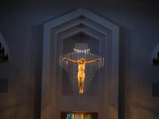 "Basilica of the National Shrine of Mary, Queen of the Universe : ""Mary, Queen of the Universe"""
