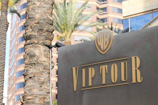 Warner Bros. Studio Tour Hollywood : Warner Bros VIP Studio Tour