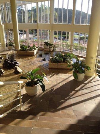 Opal Cove Resort: Inside the resort
