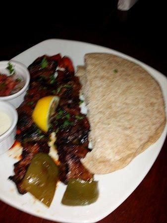 Cyma: mutton kebab