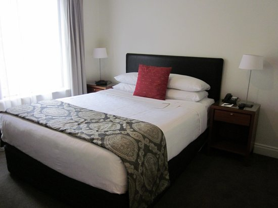 CityLife Auckland: Suite - bedroom