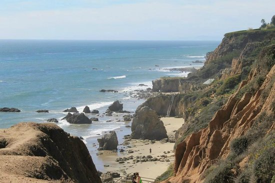 El Matador State Beach: Pretty!