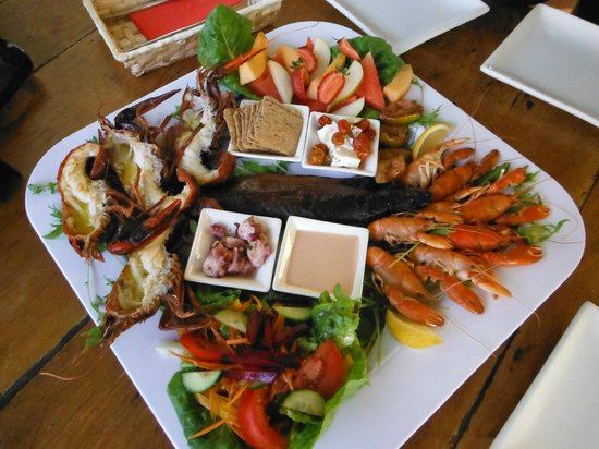 Nippers Cafe : Platter