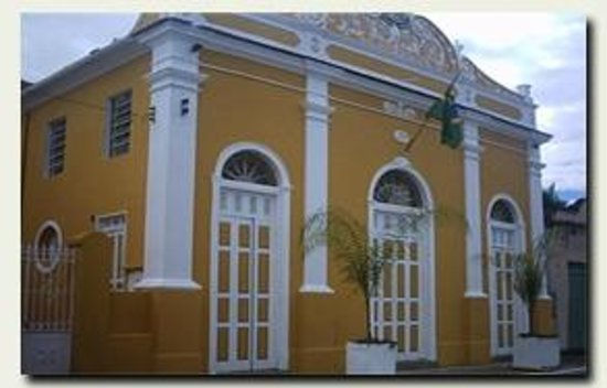 Cachoeira Paulista: Teatro Municipal
