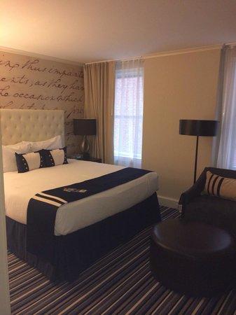 The Kimpton George Hotel: 412.