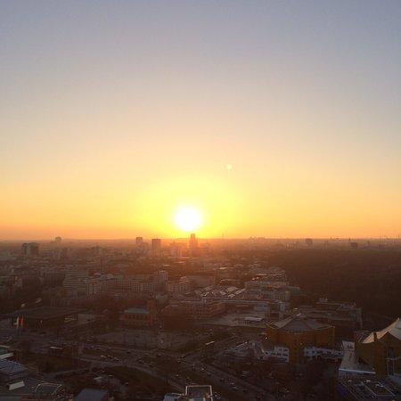 Aussicht Panoramapunkt Berlin (#vielweibontour)