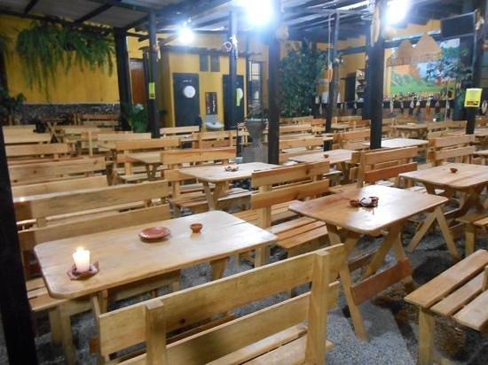 Rincon Tipico: open seating, quick service