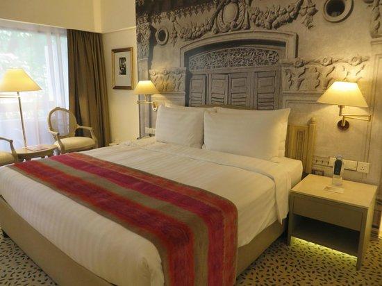 Goodwood Park Hotel: Bedroom