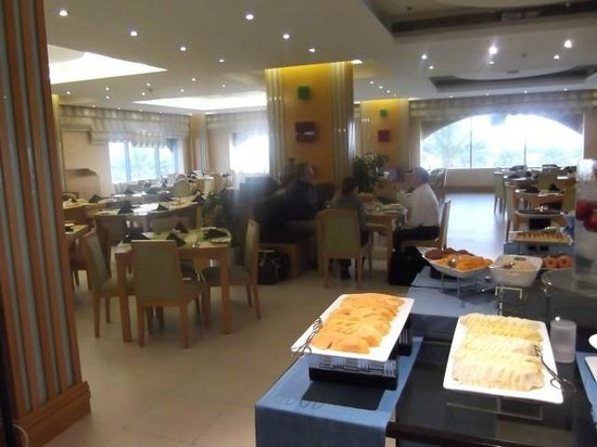 City Seasons Hotel Muscat: Restaurant