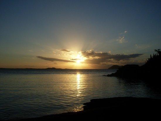 Azedinha Beach : Por do sol em Azedinha!