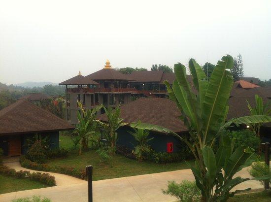 A Star Phulare Valley Resort Chiang Rai : Chalet View