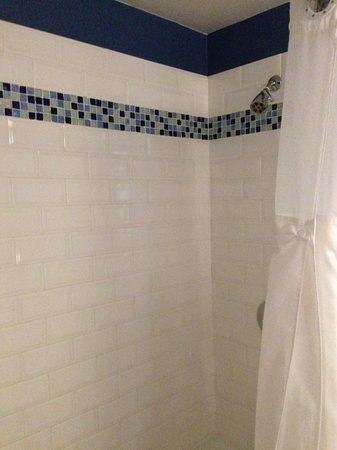 Kimpton Solamar Hotel: Shower