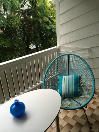By The Sea Port Douglas: Balcony
