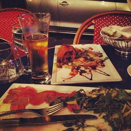 Figaro Bistrot : happy hour feast