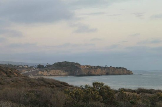 Orange County Coast: Great views on the PCH drive south