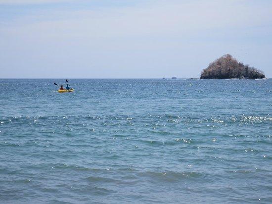 Pura Vida Ride: Taking the double kayak to the island
