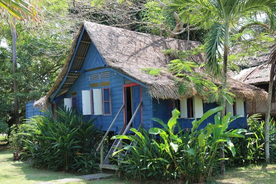 Bon Ton Resort : Blue Ginger house