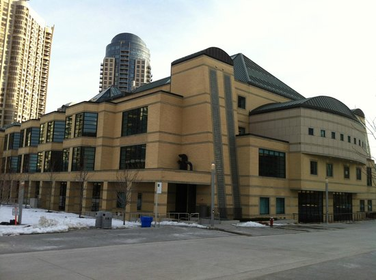 ‪Mississauga Central Library‬